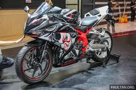 honda cbr 250 rr giias 2017 2017 honda cbr250rr special edition indonesia u201cthe