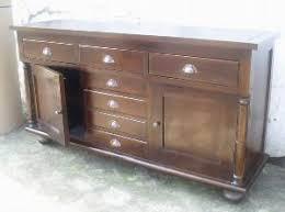 Teak Outdoor Cabinet Garden Cabinet Drawers Doors Teak Buffet Outdoor Indoor Furniture