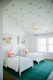 Blog House The Modern Farmhouse Project Girl S Bedroom House Of Jade