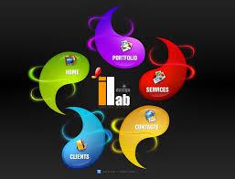 website template 25167 ilab design studio custom website template