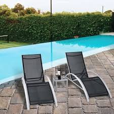 Outdoor Patio Lounge Chairs Outdoor Chaise Lounges For Less Overstock