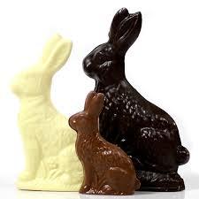 chocolate rabbits 2oz solid chocolate bunny rabbit