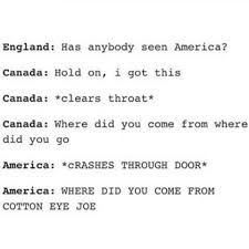 Where Did Memes Come From - canada vs america memes google search memes pinterest