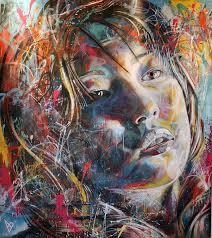 Spray Paint Artist - lush fab glam blogazine spotlight on art david walker u0027s