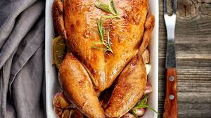 cuisiner un coq au four poulet dinde chapon canard oie tout pour réussir la cuisson de