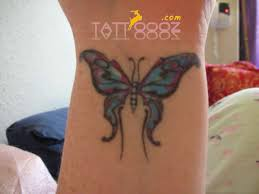 a butterfly on wrist gallary meaning a butterfly