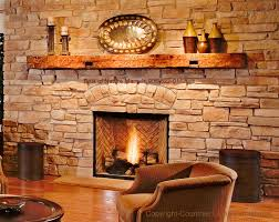 Distressed Wood Fireplace Surround Traditional Corbels Along With Flush Rustic Fireplace Mantels Log