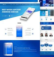 download free app template psd download psd