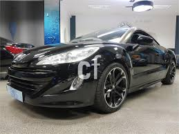 peugeot spain used peugeot rcz cars spain