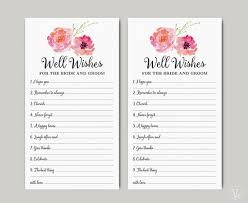 wishes for the and groom cards printable well wishes for the and groom template