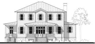 Allison Ramsey House Plans Bogue Sound House Plan C0390 Design From Allison Ramsey Architects