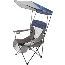 Short Folding Chairs Kelsyus Premium Canopy Chair Walmart Com