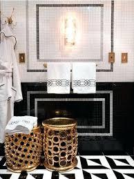 black and white bathroom decor ideas black and gold bathroom decor spred co