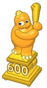 Trophy Pedestal Wacky Zingoz Celebration Starts Friday August 1st 2014