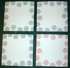 little claire u0027s designs friday project quick christmas cards