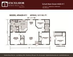 schult floor plans schult main street 4428 411