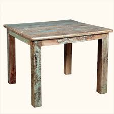 enchanting distressed wood kitchen tables including small