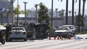 1 person killed 1 injured in crash at torrance intersection