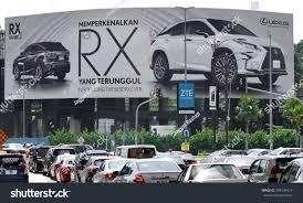 lexus official website malaysia kuala lumpur malaysia march 31 2016 stock photo 399134914