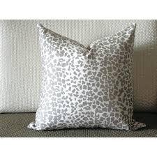 Linen Covers Gray Print Pillows White Walls Grey 26 26 Pillow Covers Grey Black Geometric Pillow Cover Linen Velvet