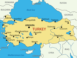 Map Of Greece And Turkey by Kusadasi Where Wonderful Turkey Beguiles And Bewitches
