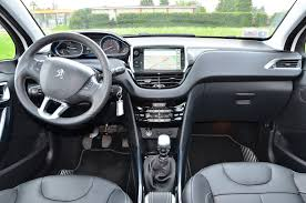 peugeot 2008 test peugeot 2008 interior 21 images first drive peugeot 2008