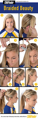 how to pull back shoulder length hair best 25 volleyball hairstyles ideas on pinterest hairstyles for
