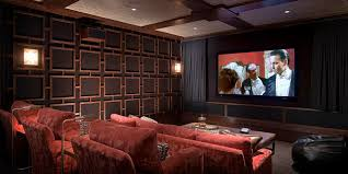 home cinema interior design modern desert home traditional home theater orange county by