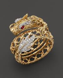 dragon rings gold images John hardy batu naga 18k yellow gold diamond pav dragon coil ring jpg