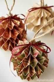 diy paper ornaments paper ornaments diy