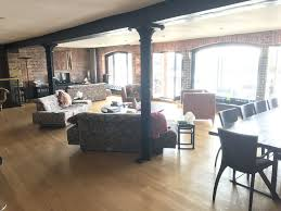 Loft Style Apartment Floor Plans by Huge Loft Style Riverside Apartment In London U0027s Docklands