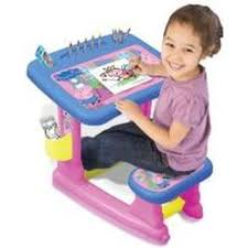 activity desk for peppa pig activity desk buy online at qd stores