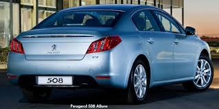 peugeot south africa peugeot 508 1 6t allure specs in south africa cars co za