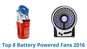 battery operated fans 8 best battery powered fans 2016