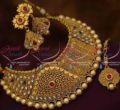 wedding jewelry choker necklace images Nl9187 new arrivals spiral design antique choker necklace JPG
