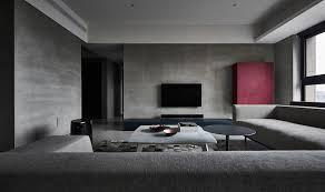 taiwan home decor modern apartment with a low profile chic and balanced interior