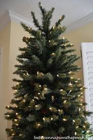 how to repair christmas tree lights trees christmas trees and home