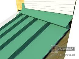 skylight flashing corrugated metal roof