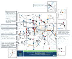 Zip Code Map Minneapolis by I 94 East Closure Tops Twin Cities Weekend Road Woes Minnesota