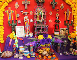 dia de los muertos decorations the tradition is alive crafts altars and more at bazaar