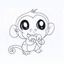 cute baby animal drawings for kids