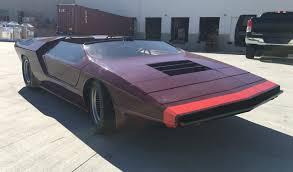 bizarre 1970 u0027s foose concept car headed to auction