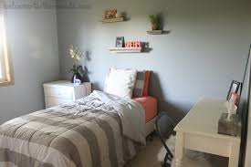 What Now Dream Bedroom Makeover - teenage girls bedroom makeover welcome to the woods