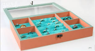 jewellery box rings images Have lots of rings but no easy way to find them you 39 ll love this jpg