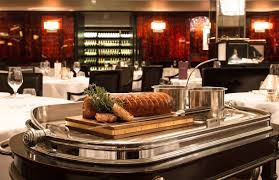 restaurant la cuisine dining restaurant on the strand savoy grill gordon ramsay