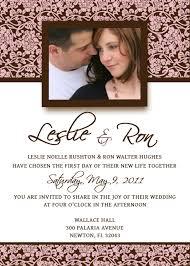 creative of wedding invitation email homemade wedding invitation