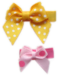 how to make hair bows for how to make hair bow mini bow hair 14 steps