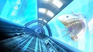 futuristic underwater city subnautica part 4 youtube