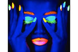 ciate corrupted neon manicure neon nail polish ciate caviar