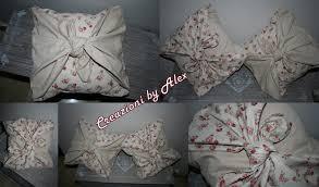 cucire un cuscino creazioni in fimo feltro stoffa e scrapbooking coppia di cuscini
